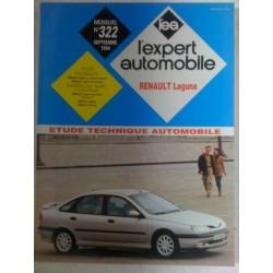 Revues technique Renault Laguna