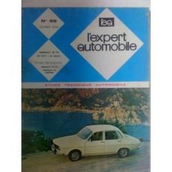 Revue technique Renault 12 ts