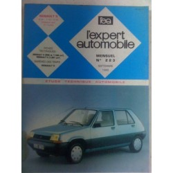 Revue technique Renault 5 super 5