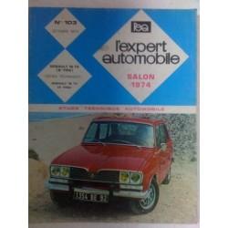 Revue technique Renault 16 TX