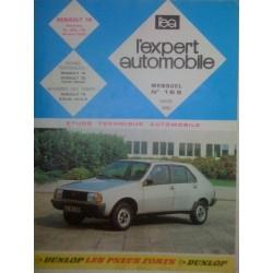 Revue technique Renault 14