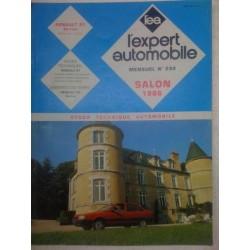 Revue technique Renault 21 1986