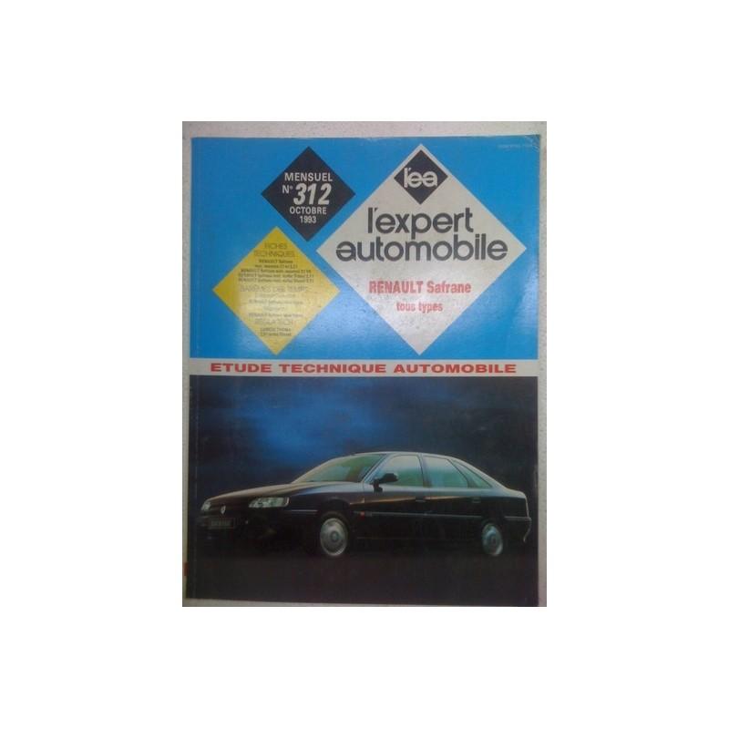 Revue technique Renault Safrane