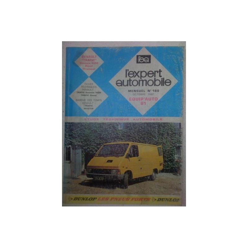 Revue technique Renault Trafic essence diesel