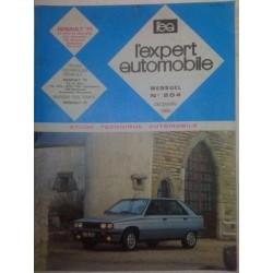 Revue technique Renault 11