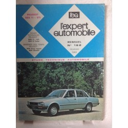 RTA Revue technique l'expert automobile Peugeot 505