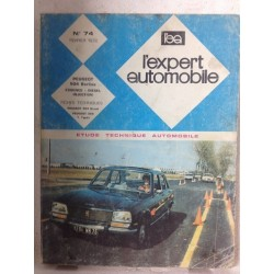 RTA Revue technique l'expert automobile Peugeot 504