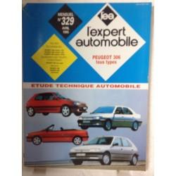 RTA Revue technique l'expert automobile Peugeot 306