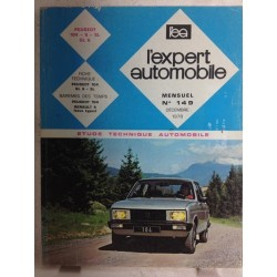 RTA Revue technique l'expert automobile Peugeot 104