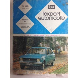 RTA Revue technique l'expert automobile Peugeot 104