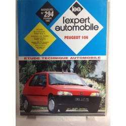 RTA Revue technique l'expert automobile Peugeot 106