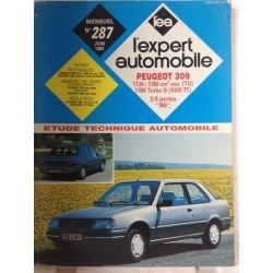 RTA Revue technique l'expert automobile Peugeot 309