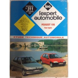 RTA Revue technique l'expert automobile Peugeot 106