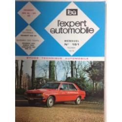 RTA Revue technique l'expert automobile Peugeot 305