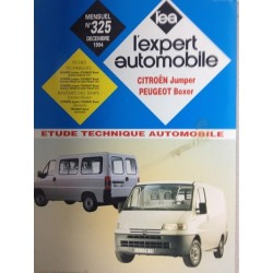 RTA Revue technique l'expert automobile Peugeot boxer/jumper
