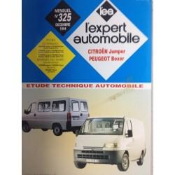 RTA Revue technique l'expert automobile Peugeot boxer/jumper