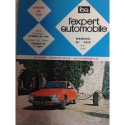 RTA Revue technique l'expert automobile Citroën GS 1130