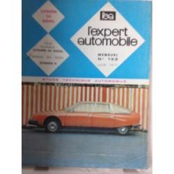 RTA Revue technique l'expert automobile Citroën CX DIESEL