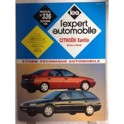 RTA Revue technique l'expert automobile Citroën xantia