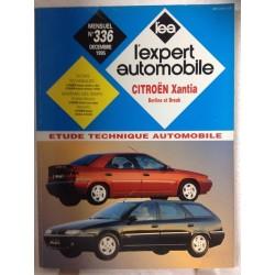 RTA Revue technique l'expert automobile Citroën xantia