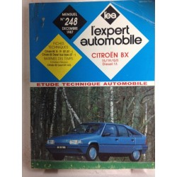 RTA Revue technique l'expert automobile Citroën BX