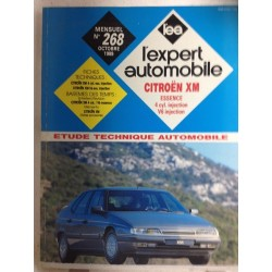 RTA Revue technique l'expert automobile Citroën XM