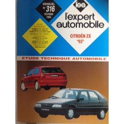 RTA Revue technique l'expert automobile Citroën ZX