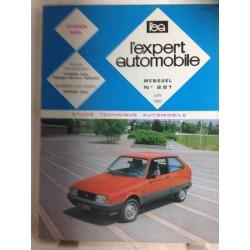 RTA Revue technique l'expert automobile Citroën Axel