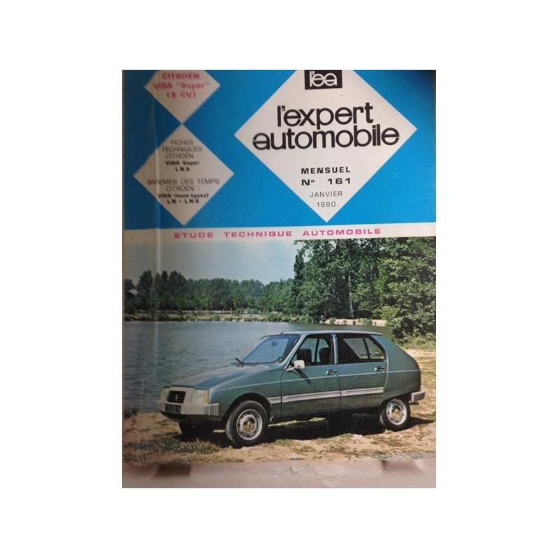 RTA Revue technique l'expert automobile Citroën visa super