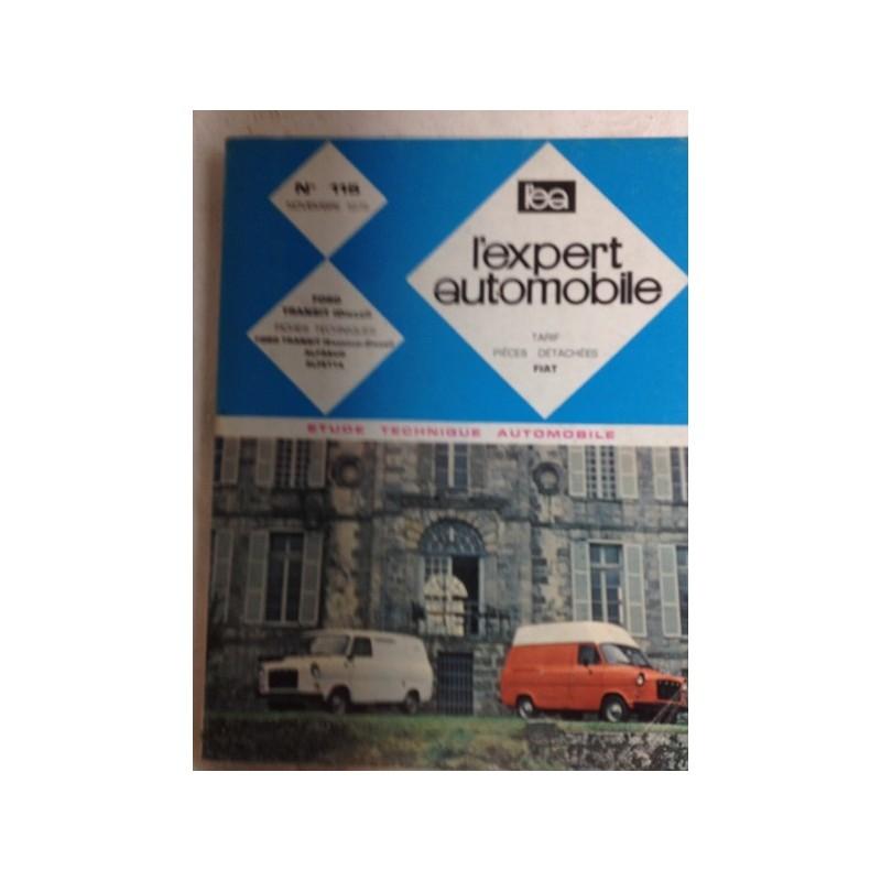 RTA Revue technique l'expert automobile Ford Transit