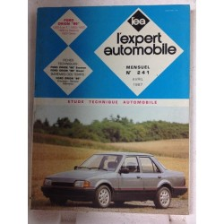 "RTA Revue technique l'expert automobile Ford Orion ""86"""
