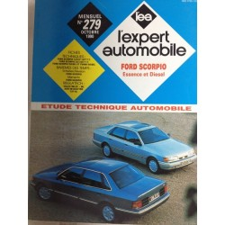 RTA Revue technique l'expert automobile Ford Scorpio