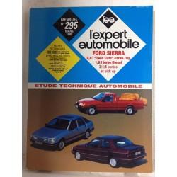 RTA Revue technique l'expert automobile Ford Sierra