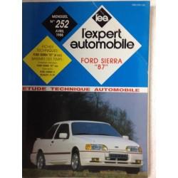 """RTA Revue technique l'expert automobile Ford Sierra """"87"""""""
