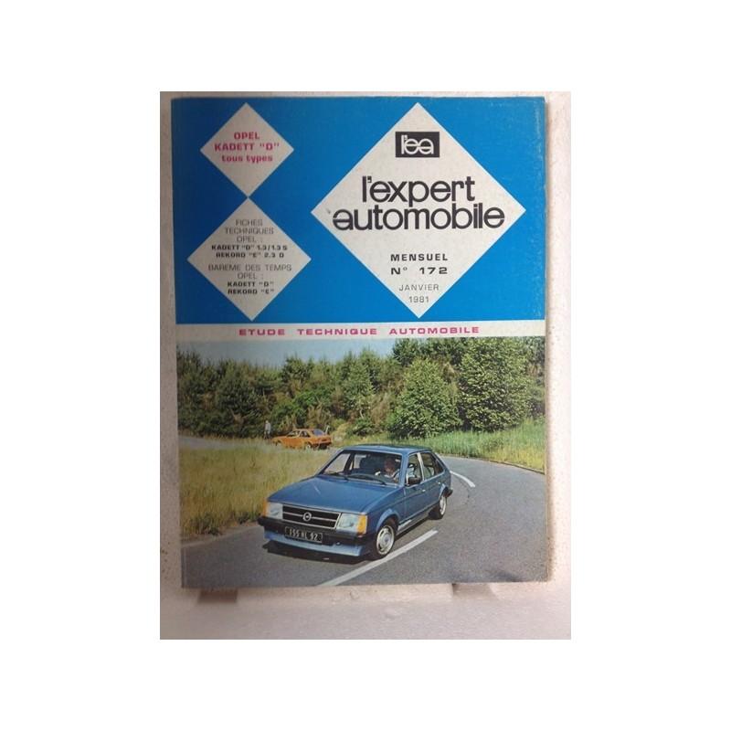 RTA Revue technique l'expert automobile Opel Kadett