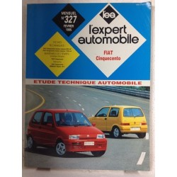 RTA Revue technique l'expert automobile Fiat Cinquecento