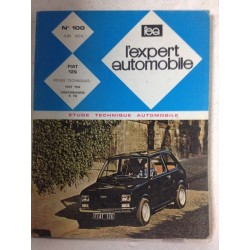 RTA Revue technique l'expert automobile Fiat 126