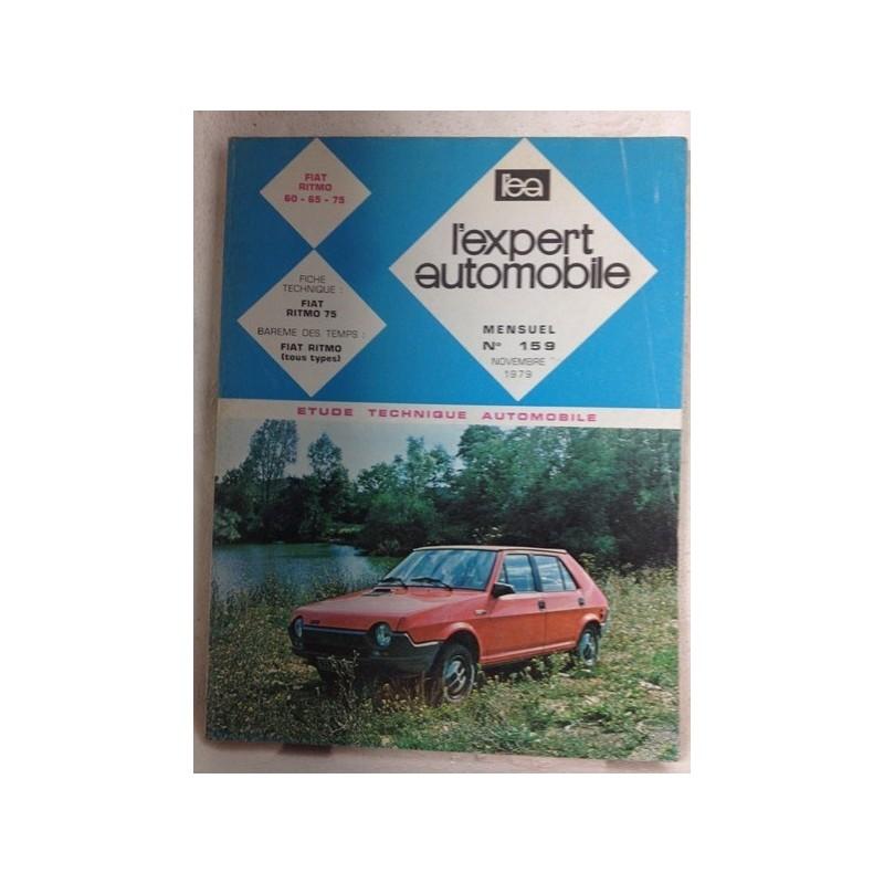 RTA Revue technique l'expert automobile Fiat Ritmo