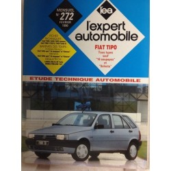 RTA Revue technique l'expert automobile Fiat Tipo