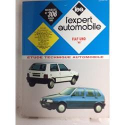 RTA Revue technique l'expert automobile Fiat Uno 90
