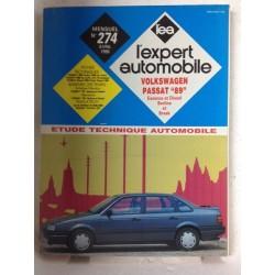 RTA Revue technique l'expert automobile Volkswagen Passat 89