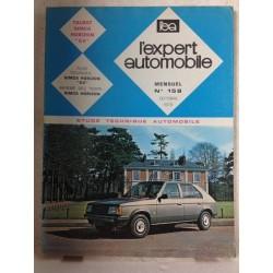 RTA Revue technique l'expert automobile Talbot SIMCA Horizon sx