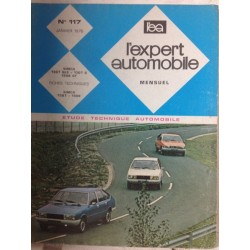RTA Revue technique l'expert automobile Simca
