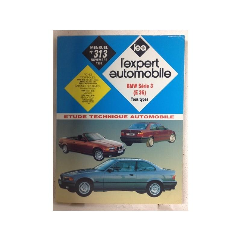 RTA Revue technique l'expert automobile BMW E36