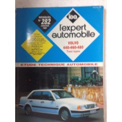 RTA Revue technique l'expert automobile Volvo 440-460-480