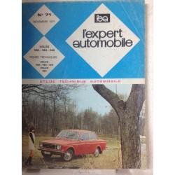 Revue technique Volvo 142-144-145