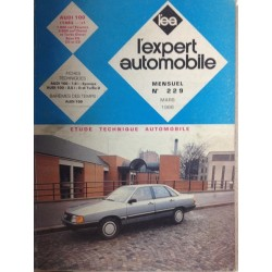 Revue technique Audi 100
