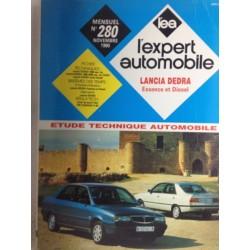 Revue technique Lancia Debra
