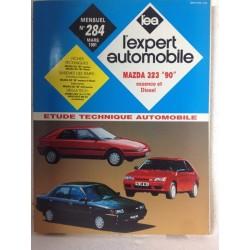 Revue technique Mazda 323