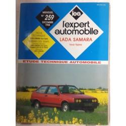 Revue technique Lada Samara